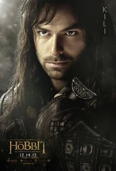 I am in love with him. I just dislike the whole Tauriel/Kili thing.