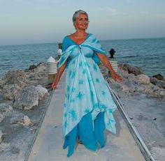 Mother Of The Bride Dress For Beach Wedding