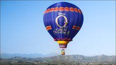 """The """"Journey to OZ Balloon Tour"""" Takes To the Skies"""