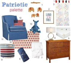 A Patriotic Nursery