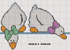 Artes de bordar - Brincando com os fios