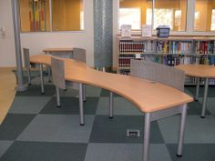 Worden custom computer table. ==Library Interior Designs== library furniture distributors,library furniture,school library furniture,library bookcase design,library inter...