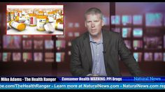 PPI drugs WARNING: 50% increased risk of death from long-term use of Pro...