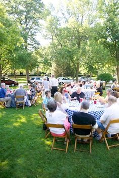 bbq wedding reception ideas   ... Dave, Summer Reception   midwest wedding, Middle of the Map Weddings