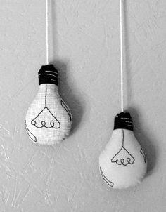 )) Idée à reprendre en lin, en chanvre … pour un effet plus indus…