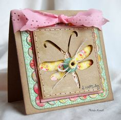 Thoughts of a Cardmaking Scrapbooker!: Using Negative Space....