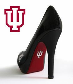 Hoosier Heels - Chelsea Heel in Black Iu Hoosiers, Campus Style, Indiana University, New Wardrobe, Black Patent Leather, Cute Shoes, Black Heels, Spring Summer Fashion, To My Daughter