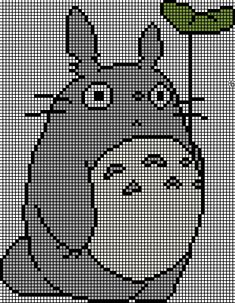 Totoro by MewingMallows.deviantart.com on @deviantART