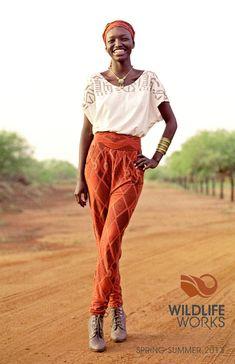 Spring Summer 2013 Catalog - Wildlife Works - Carbon Neutral Sustainable Fashion