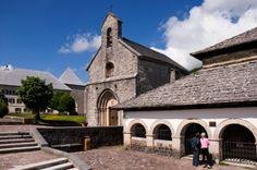 UN LEGADO DE GENEROSIDAD El Hospital de Peregrinos del segundo punto principal del Camino de Santiago fue fundado por el obispo de Pamplona en 1132 y daba cobijo y sustento durante tres días.