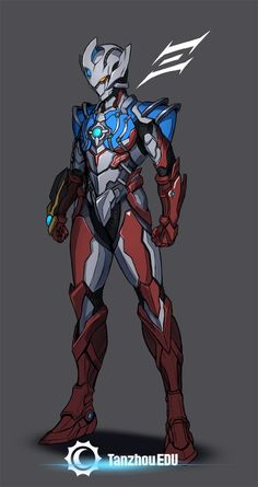 Hobbies And Games Robot Concept Art, Armor Concept, Superhero Design, Robot Design, Character Concept, Character Art, Character Design, Nail Bat, Accel World