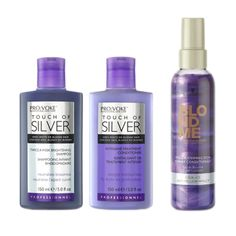Products To Keep The Cool In Icy Blonde Hair with @TouchOfSilverHQ