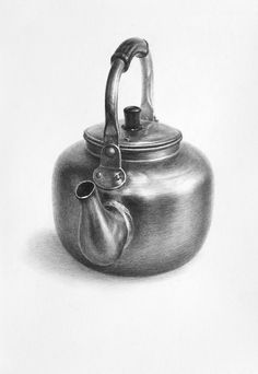 charcoal object drawing ~ charcoal object drawing _ charcoal object drawing life _ object drawing with charcoal _ object drawing in charcoal Metal Drawing, Object Drawing, Basic Drawing, Painting & Drawing, Drawing Ideas, Drawing Step, Drawing Drawing, Drawing Lessons, Graphite Drawings