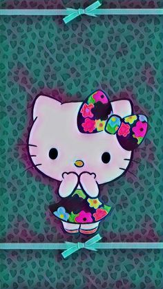 Hello Kitty Wallpaper, Pink Wallpaper, Snoopy Tattoo, Hello Kitty Backgrounds, Phone Backgrounds, Girl Face Painting, Hello Kitty Pictures, Hello Kitty Collection, Cute Images