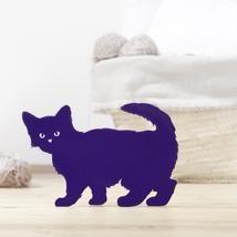 Diseño gatito persa travieso El León de Cloe bcn