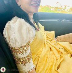 Pattu Saree Blouse Designs, Blouse Designs Silk, Designer Blouse Patterns, Bridal Blouse Designs, Latest Blouse Designs, Sari Blouse, Simple Blouse Designs, Stylish Blouse Design, Traditional Blouse Designs