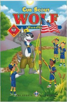 Cub Scout Wolf Handbook: Boy Scouts of America.  The manual for 2nd grade cub scouts.  Lots of fun!