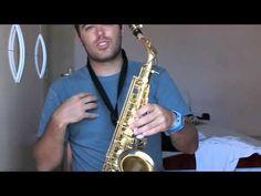 Iniciando com Saxofone - YouTube