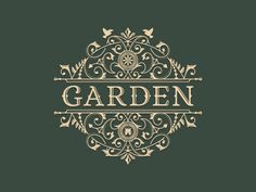 Logo / icons / Badges / Garden