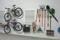 Get it off the Floor with Gridwall