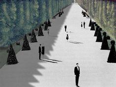 City Limits and Landscape by Elia Zenghelis