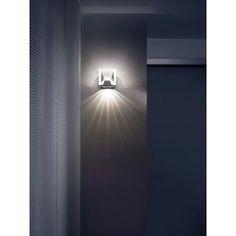 Lumina Aurora 20 wandlamp halo. Deze wandlamp laat jouw gang of slaapkamer stralen! @lumina_Italia #verlichting #lampen #wandlampen #design #Flinders