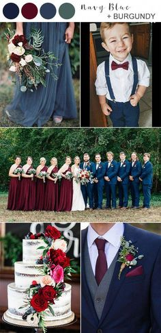 Wedding trends come and go, but navy blue is always the classic wedding color that never fades. If you're trying to choose wedding colors —. Weddings 8 Best Navy Blue Wedding Color Ideas for 2020 - EmmaLovesWeddings Wedding Color Combinations, Wedding Color Schemes, Table Decoration Wedding, Fall Wedding, Dream Wedding, Wedding Ideas, Church Wedding, Wedding Reception, Wedding Stuff