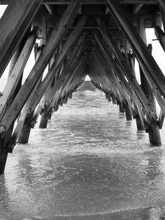 Sea Cabin Pier ~ North Myrtle Beach, South Carolina