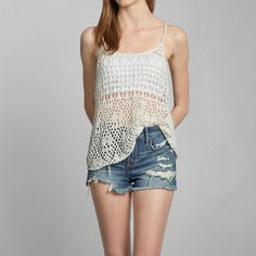 Womens Coby Sweater Tank | Womens Clearance | Abercrombie.com