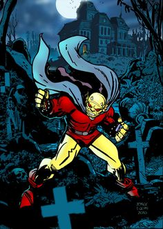 Etrigan the Demon Jorge Lucas