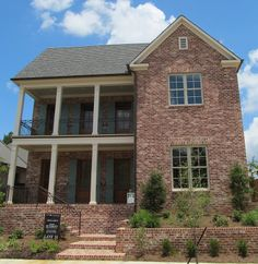 Brick is both durable and dazzling. What could it do for your new home? Visit http://insistonbrick.com/ to find out.