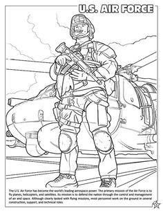 american eagle and us flag veterans day coloring page | coloring ... - Air Force Coloring Pages Kids