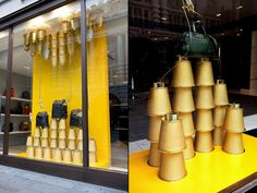 Coach – Amazing Spools – Summer 2015 windows by Booma Import Export, London – UK » Retail Design Blog