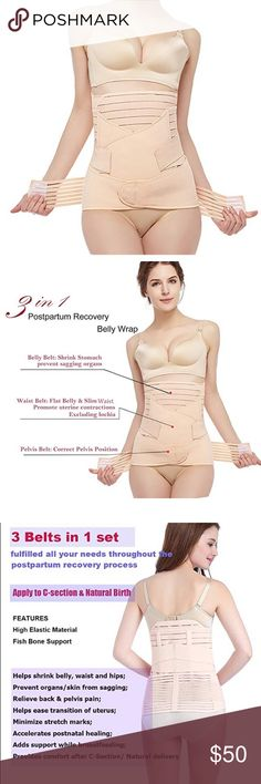 093e529107 Postpartum Belly Wrap Brand new never worn! Post Partum Waist TrainerPost  ...