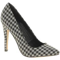 Asos Paris Pointed High Heels ($28) via Polyvore