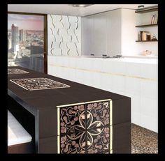 #OroDiVietri   Ceramica decorata a mano   #HandMade #Tiles #VietriCeramic