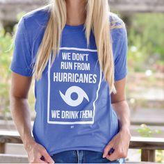 Louisiana Hurricane Party – shopSFT | Louisiana T-Shirt Company