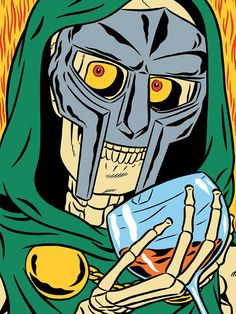 Rappcats » MF DOOM