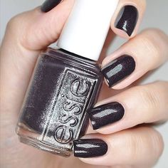 We are mesmerized by @lacqueredbits insanely perfect 'frock 'n roll' manicure! Do you have our new Fall shades yet?