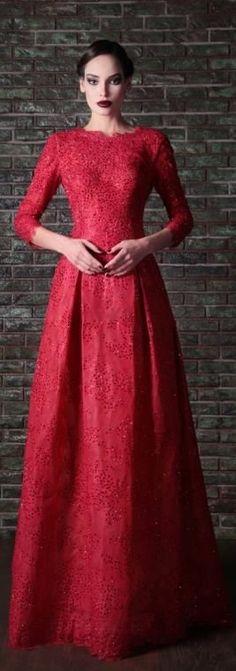 Rami Kadi -- www.whitesrose.etsy.com Go here for your Dream Wedding Dress & Fashion Gown!