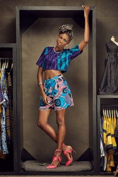 "I just stumbled over this ready-to-wear brand from Nigeria: Iconola. The motto of this fashion label is ""Real People, Real Clothes, Real Prices"".  Iconola wants to be the alternative to…"