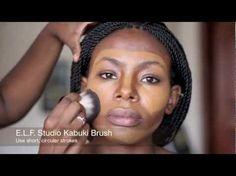 15 Super Easy Makeup Tutorials For Black Girls | Gurl.com