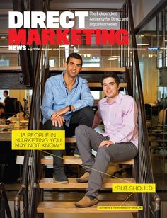 Cover Story: 18 People in Marketing You May Not Know—but Should • Analysis: Is Postal Reform Becoming One Big Cluster…Box? • CMO Confidential: A Chat with Pandora CMO Simon Fleming-Wood • Case Study: Oreo Is One Smart Cookie • In-depth: The 3 Gifts of Content Marketing • Best Case: MINI Customers Drive Its Marketing • Marketing Challenge: When Marketing and Sales Collide • + more...