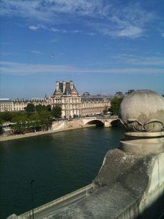 l'extérieur du Musée d'Orsay...