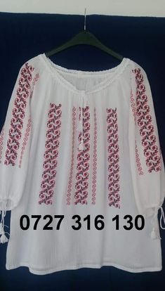 WhatsApp Image at Palestinian Embroidery, Arduino Projects, Summer Prints, Latest Dress, Cross Stitch Patterns, Textiles, Costumes, Image, Dresses