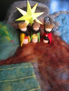 Three Kings from the Little Acorn Learning Epiphany e-book | Little Acorn Learning