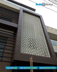 Railing Design, Door Design, Exterior Design, Exterior Wall Panels, Exterior Cladding, Window Grill Design, Balcony Design, Modern Apartment Design, Modern House Design