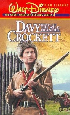 Davy Crockett: King of the Wild Frontier  1955 Fess Parker!