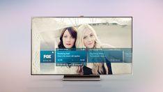 TV Guide on Behance