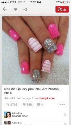 Nail fun